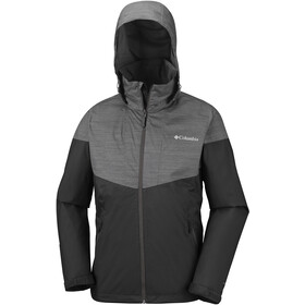 Columbia Inner Limits Veste Homme, black/graphite